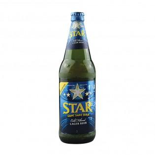 Star Cold Filtered Lager Beer