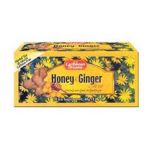 Caribbean Dreams Honey Ginger