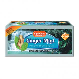 Caribbean Dreams Ginger Mint